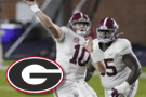 #2 Alabama roars back for 41-24 win over #3 Georgia