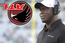Falcons' Morris doesn't look at himself as an interim coach