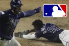 Stumbling stunner! Rays shock Dodgers in 9th, tie Series 2-2