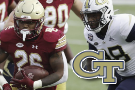 BC rolls over Georgia Tech 48-27