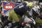 Stingy Irish defense faces huge test from No. 1 Clemson