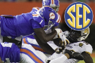 Florida LB Cox gets shot at former team in 'Cocktail Party'