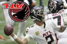 Ryan throws 3 TDs as Falcons stop comeback, beat Broncos