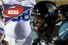 No. 14 Coastal Carolina holds off No. 8 BYU 22-17
