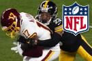 Surprise! Washington ends Pittsburgh's perfect season 23-17