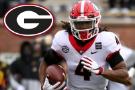 Daniels, Pickens connect, lead No. 12 Georgia over Missouri