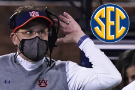 Auburn fires football coach Gus Malzahn after 8 seasons