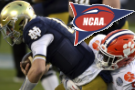 Notre Dame's blowout loss brings A&M into playoff picture