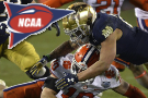 CFP: Alabama-Notre Dame, Clemson-Ohio St as Aggies left out