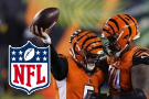 Bengals ride big first half to shocking win over Steelers