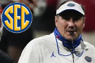 Florida, Mullen sanctioned for NCAA recruiting violations