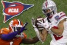 Fields' day: #3 Ohio St. routs #2 Clemson 49-28