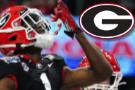 Podlesny's FG lifts Georgia past Cincinnati in Peach Bowl