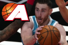 Hornets over Hawks 102-94, Hornets' Hayward scores career-high 44 points