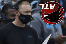 Falcons interview Hackett, Brady for head coaching job