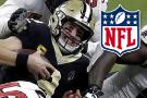 Brady, Bucs, end playoffs for Saints, Brees, 30-20