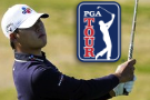 Si Woo Kim holds off Cantlay to win The American Express