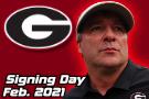 UGA's Head Coach Kirby Smart on Signing Day Feb. 2021