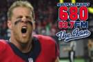 One Can Dream: JJ Watt would be perfect for the Falcons!