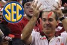 Alabama's Nick Saban is Coach Killer of the SEC