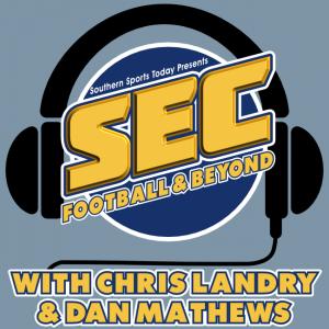 sec football, chris landry, dan mathews
