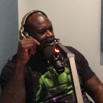 Shaquille O'Neal, Shaq, Big Podcast With Shaq, Austin Dillon, NASCAR, Daytona 500