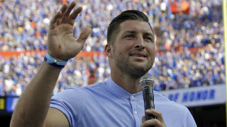 tim tebow, 680 the fan, dan mathews