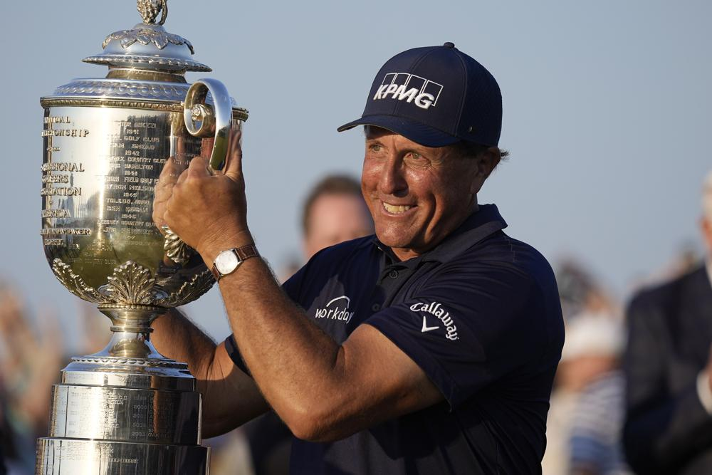 phil mickelson, pga, golf, kiawah island, 680 the fan, dan mathews