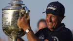 Phil Mickelson's win is one for all of us – BY DAN MATHEWS
