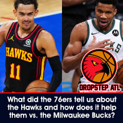 trae young, giannis, bucks, hawks, nba playoffs, east conference finals, trae young, 680 the fan, the fan, 680am, 680