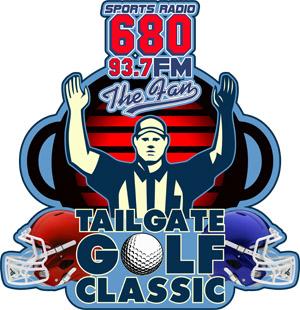 tailgate golf classic, 680 the fan,