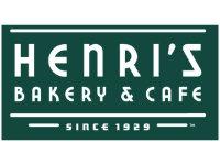 henri's bakery, 680 the fan,