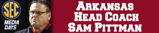 arkansas razorbacks, sec football, 680 the fan, sam pittman