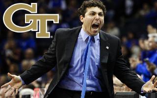 GA Tech's Head Basketball Coach Josh Pastner Signs Contract Extension