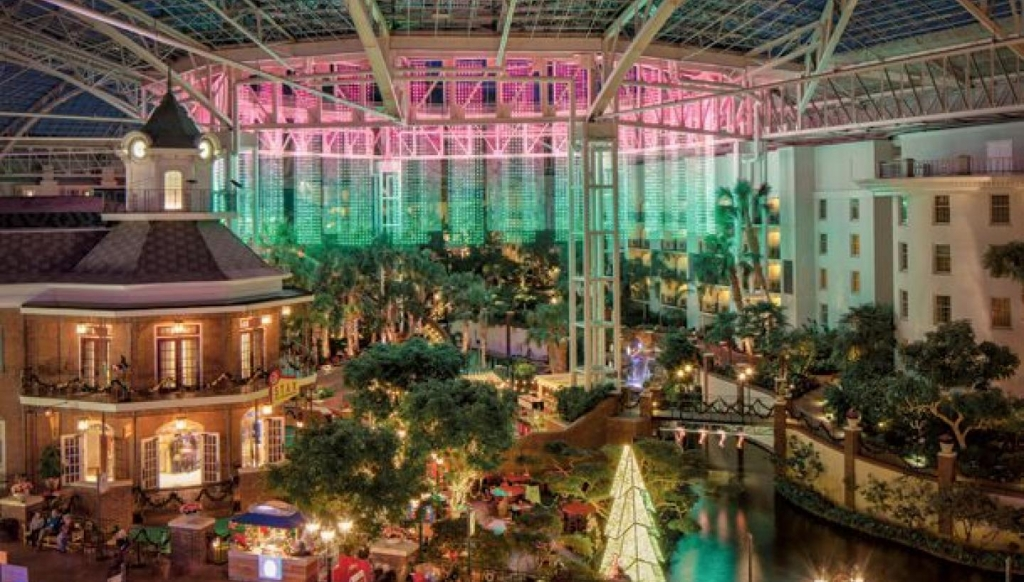 3 Day/ 2 Night Stay at Gaylord Opryland