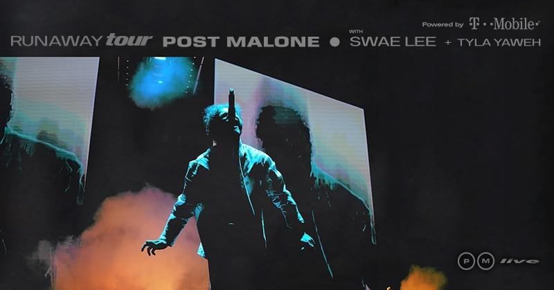 Pair of tickets to Post Malone at Bridgestone Arena on March 4th
