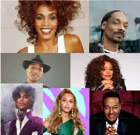 Welcome to the NEW 967 WSHV, Classic R&B from the 80s, 90s and More!