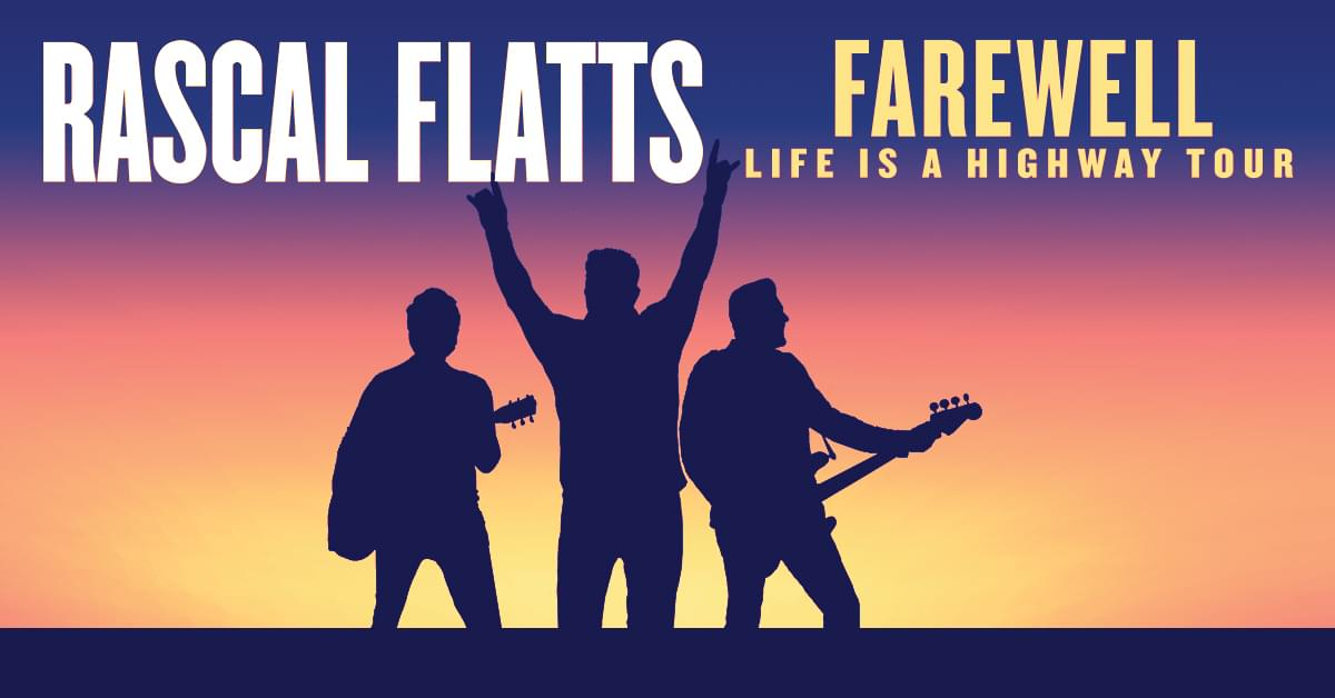 The US98.3 2020 Concert Series Continues with Rascal Flatts!