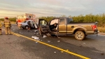 CHP RELEASING MORE DETAILS REGARDING HWY 99 DOUBLE-FATAL