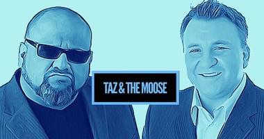 Taz & Moose