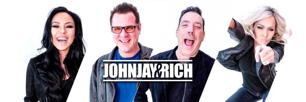 Johnjay & Rich| 5a-10a Mon-Fri
