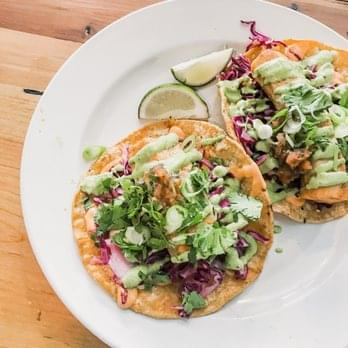 Delicious and opened not too long ago at its new convenient location, OM foods set out to provide high quality organic food quickly and at a lower price point. Their food is highly nutritious and super tasty. And their vegan nachos will fool any carnivore.