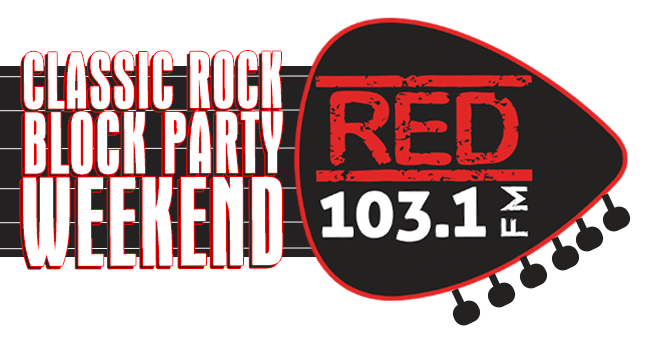 Red's Classic Rock Block Party Weekend