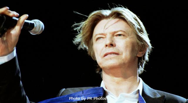 Today in K-HITS Music: Ziggy Stardust retires