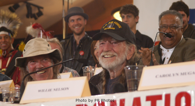 Today in K-HITS Music: Farm Aid 2