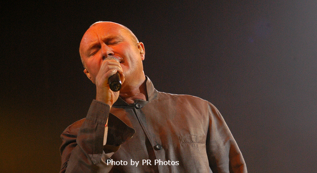 Today in K-HITS Music: Phil Collins at #1