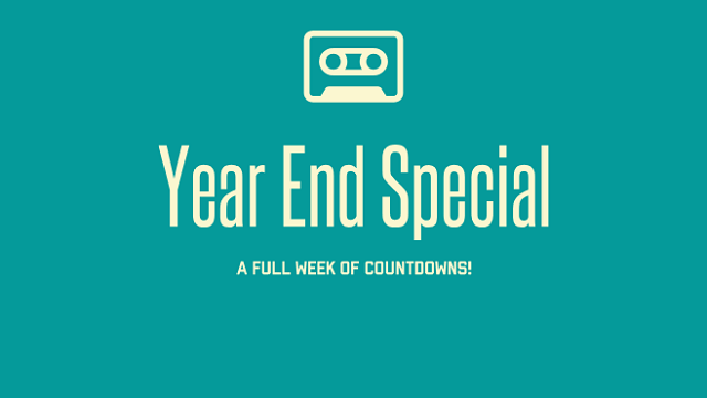 Year End Special: A Full Week of Countdowns