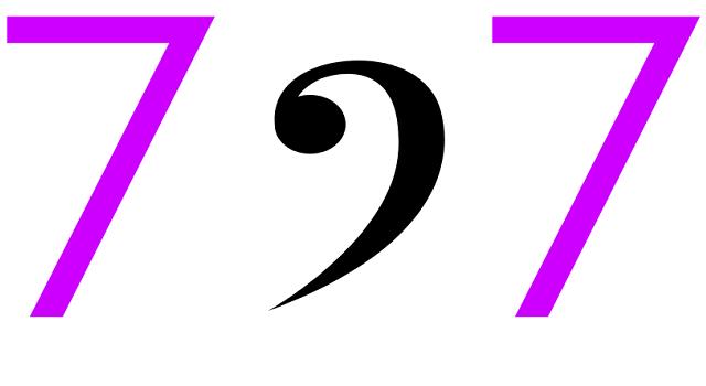 7 at 7