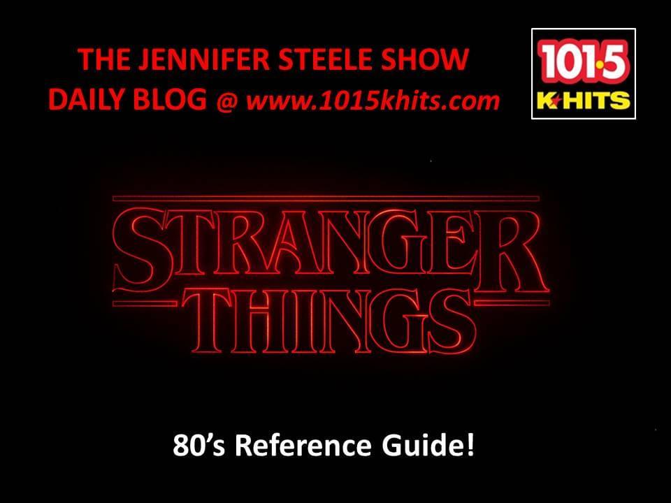 The Jennifer Steele Show *7/11/19
