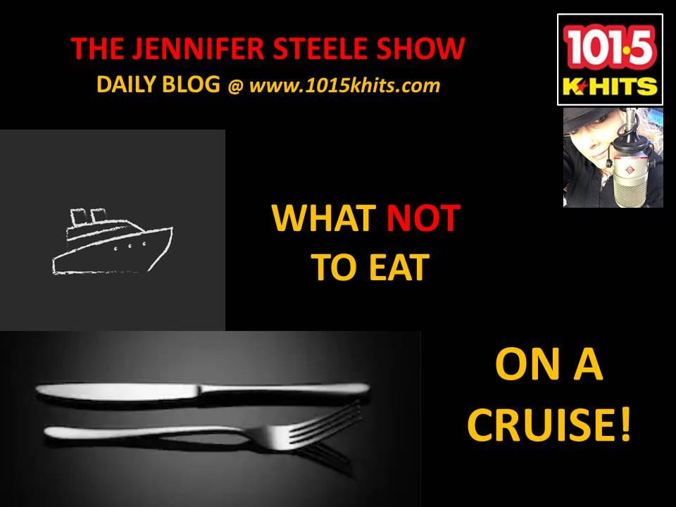 What's NOT On Netflix, Eat In Hell & What You Should NEVER Eat On A Cruise!